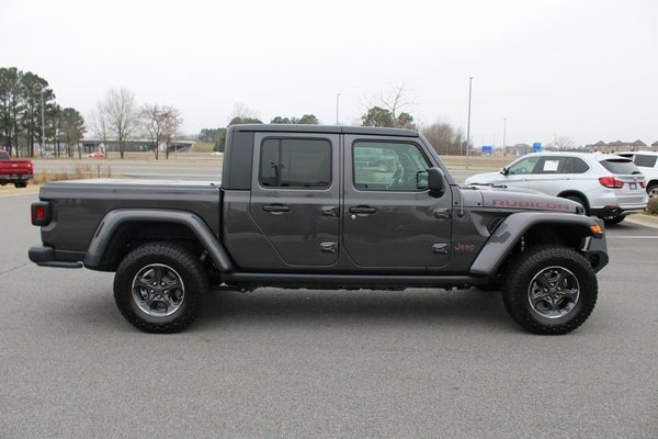 2020 Jeep Gladiator Rubicon in Jacksonville, AR   Little ...